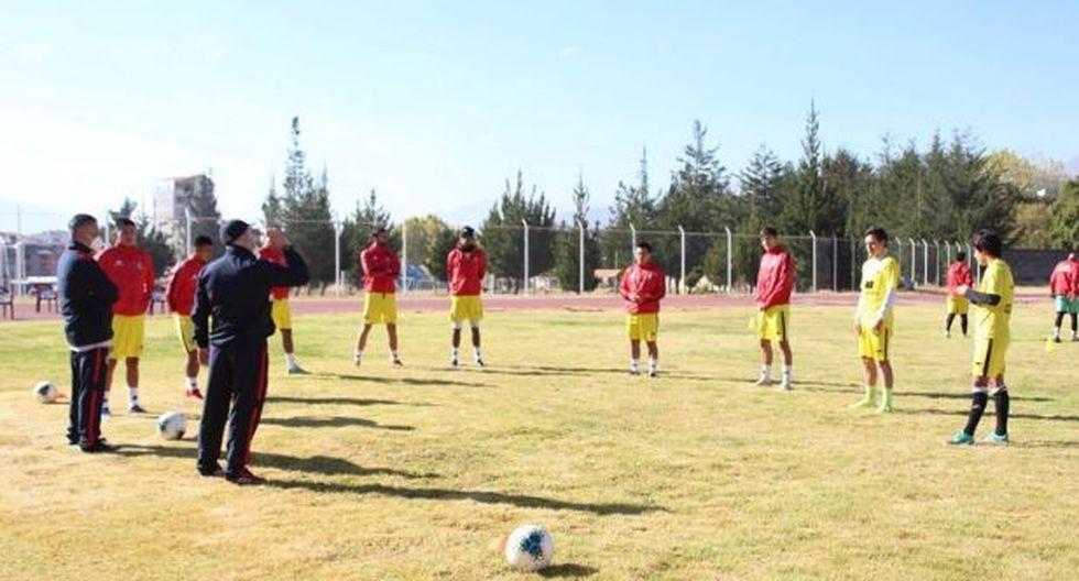 Cienciano del Cusco empezó los trabajos pensando en el reinicio de la Liga 1