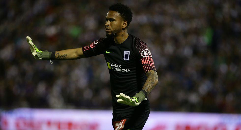 Gallese juega en Alianza Lima desde esta temporada. (GEC)