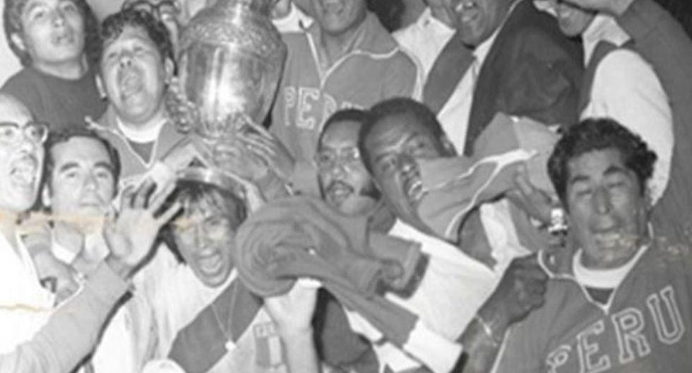 El 'Cholo' Sotil y la Copa América