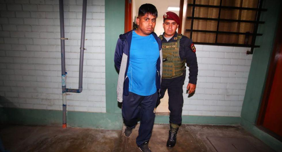 Julio César Arquinio Giraldo mató a una menor de 10 años porque no permitió que abusara de ella. Foto: Gian Ávila