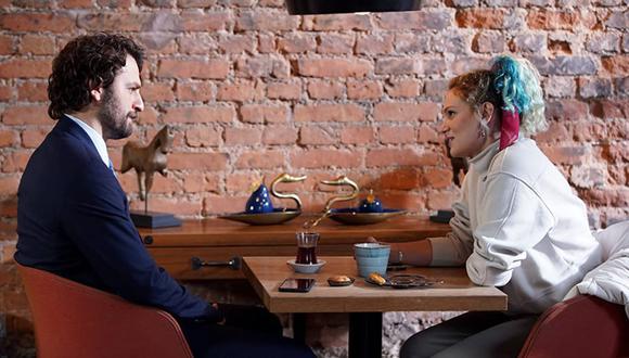 La historia de Inci y Han son de las más originales dentro de las telenovelas turcas. (Foto: OG Medya)