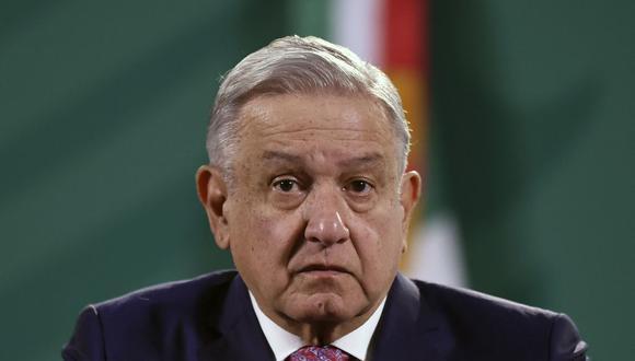 El presidente de México, Andrés Manuel López Obrador. (Foto: ALFREDO ESTRELLA / AFP).