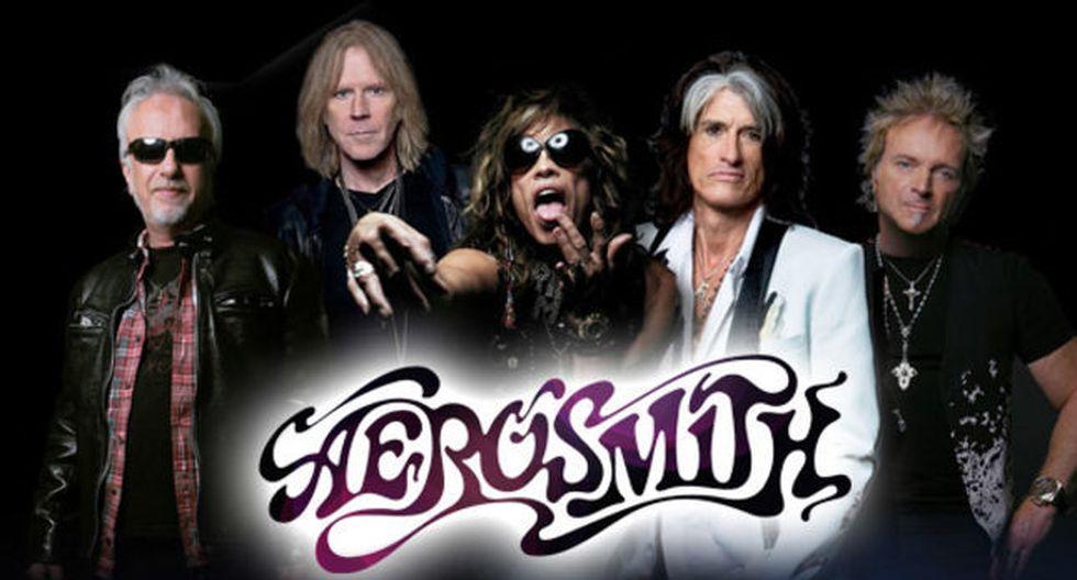 Aerosmith se presenta en Perú el 24 de octubre en Lima.