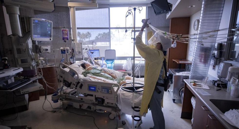 EE.UU. llegó a 599.651 muertos y 33.457.252 contagios por COVID-19