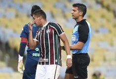 Fernando Pacheco reveló qué le dijo Diego Alves en la definición por penales por la Taça Rio