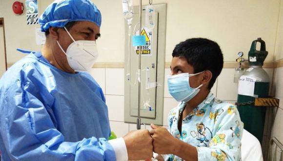 El enfermero especialista Antonio Gutiérrez Montes.