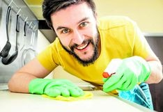 Los peligros de combinar productos de limpieza