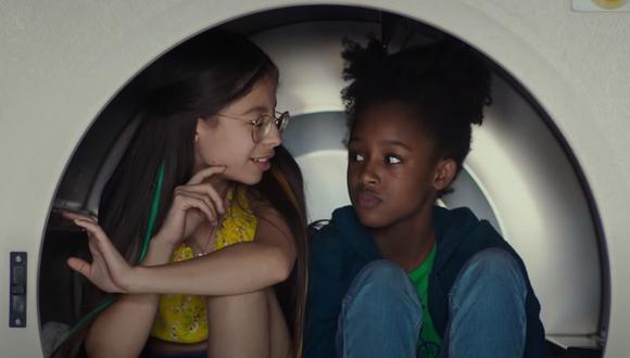 """Netflix estrenó su polémica película """"Cuties"""". (Foto: Captura de video)"""