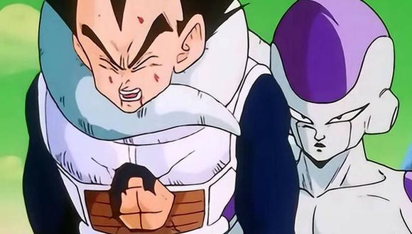 La primera vez que muere Vegeta fue en su batalla contra Freezer. La razón de ello la tomó el creador Akira Toriyama (Foto: Toei Animation)