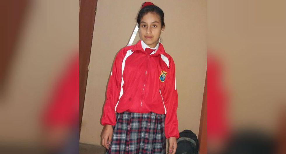 Marianella Alexandra Romero Zurita desapareció el 5 de enero en Villa El Salvador.