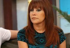 """Magaly Medina responde a críticos y lanza polémico comentario: """"Aquí todos somos team COVID"""""""