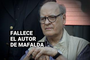 Caricaturista argentino, autor de Mafalda, fallece a los 88 años