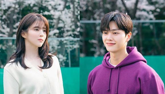 El nuevo k-drama basado en el webtoon del mismo nombre. (Foto: JTBC)