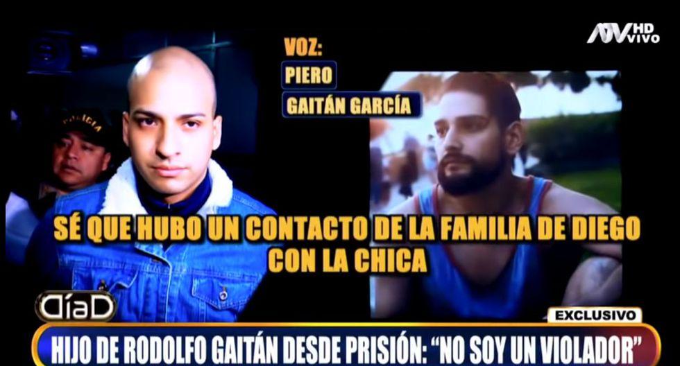 Piero Gaitán cuenta su verdad