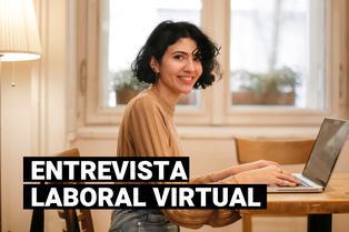 Estos son los 5 errores que no debes cometer durante una entrevista de trabajo virtual