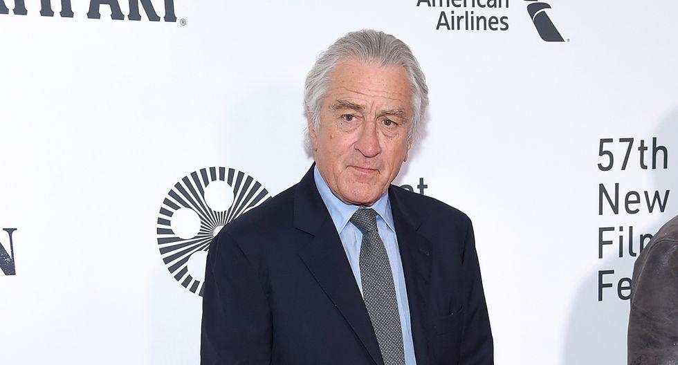 """c asiste a la proyección de """"The Irishman"""" durante la 57a edición del Festival de Cine de Nueva York. (Foto: AFP)"""