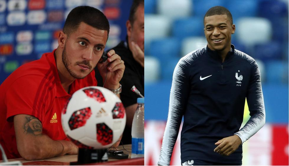 Eden Hazard: Su tremenda confesión sobre Kylian Mbappé previo a Francia vs Bélgica