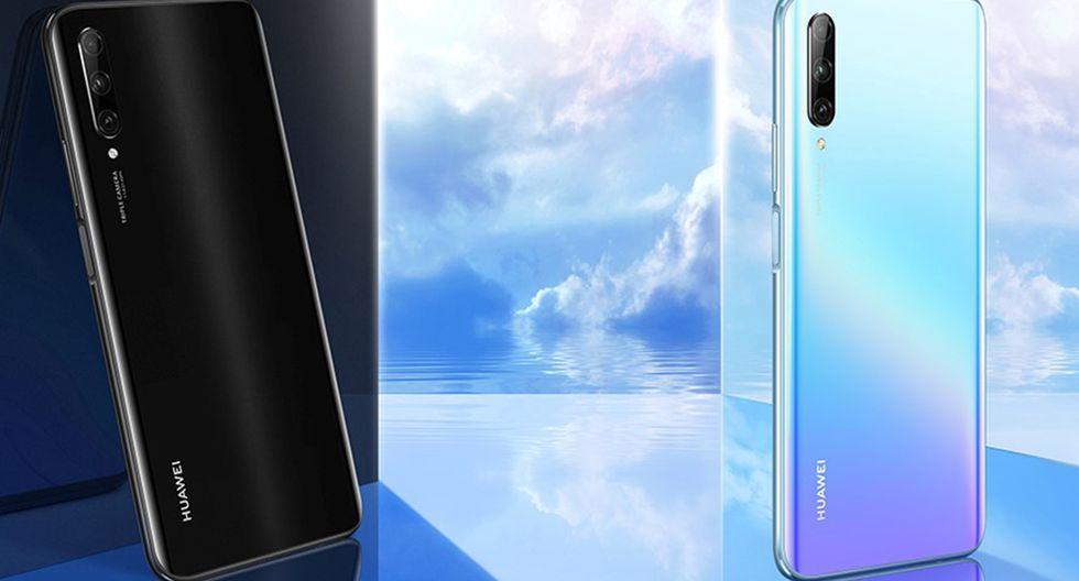 Conoce la ficha técnica del nuevo smartphone de gama media de Huawei. (Foto: Huawei)