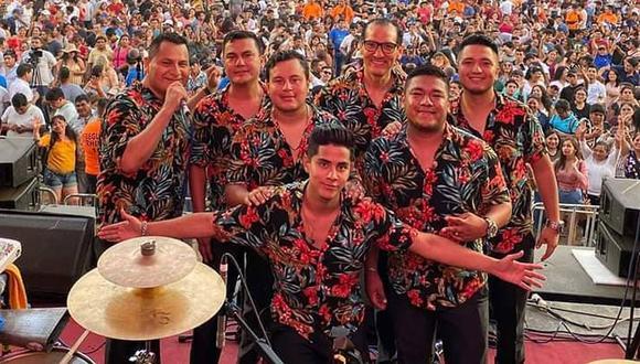 Caribeños de Guadalupe celebra sus 50 años de trayectori con megaconcierto. (Foto: Instagram)