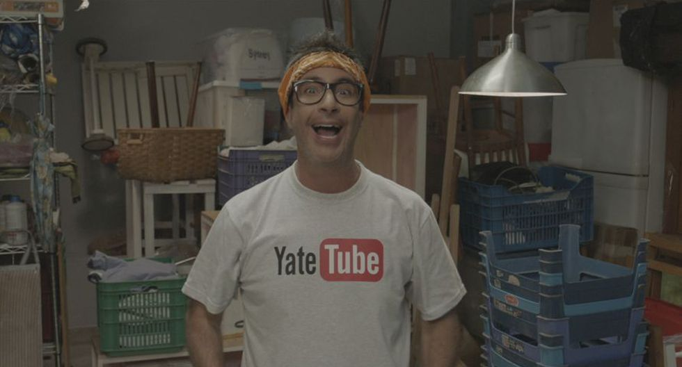 """Papa YouTuber"" se internacionaliza y tendrá remakes en México e Italia. (Foto: Captura de video)"