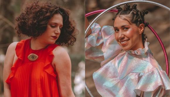 """Gisela Ponce de León y Patricia Barreto se unen para el videoclip de """"Quiero quedarme contigo"""". (Foto: @ccruzalegui)"""
