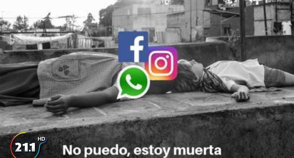 Facebook, Instagram y WhatsApp sufrieron caída mundial y los memes se viralizaron en Twitter
