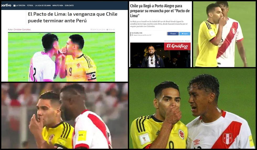 Perú vs Chile: Prensa chilena reveló que la 'Roja' puso en marcha la 'Venganza del Pacto de Lima'