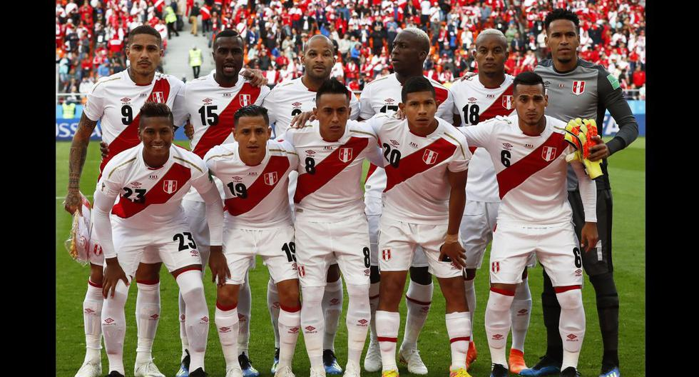 Perú vs Australia por el Grupo C del Mundial Rusia 2018