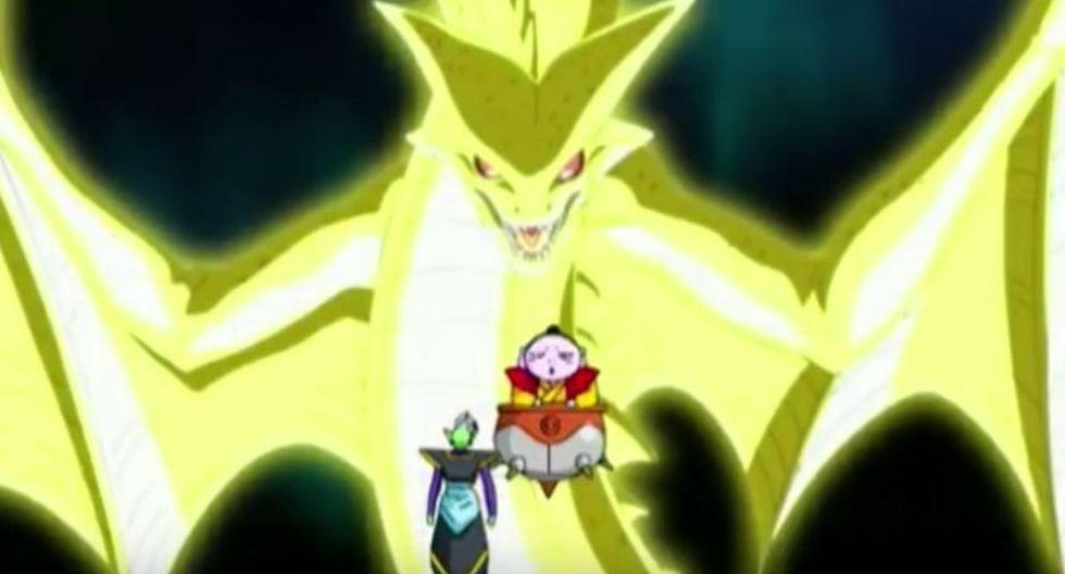 """En el episodio de 58 de """"Dragon Ball Super"""" Zamasu muestra su verdadera personalidad."""