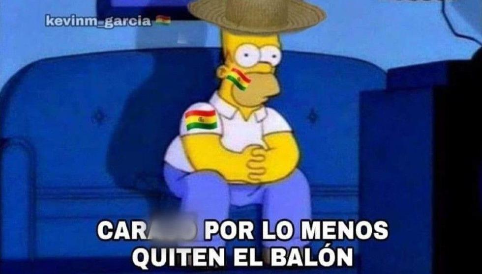 Cibernautas compartieron sus memes del Brasil 5 Bolivia 0. (Redes sociales)