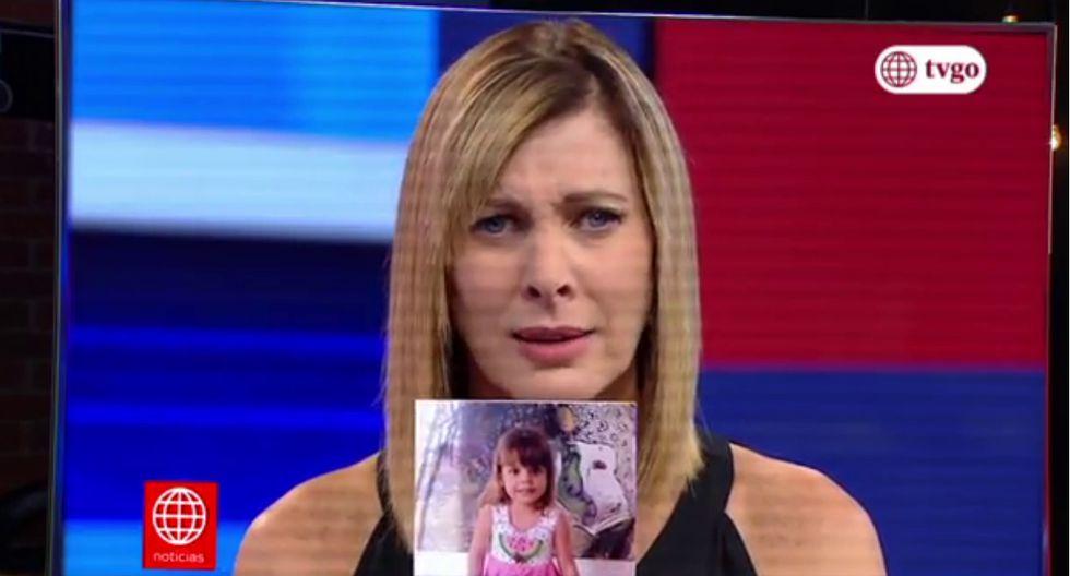 """Luciana denunció a Cristina por el """"secuestro"""" de su hija y ofreció tremenda recompensa por ellas"""
