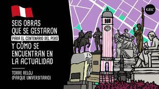 Bicentenario del Perú: Conoce la historia de la Torre Reloj y cuál es su estado en la actualidad