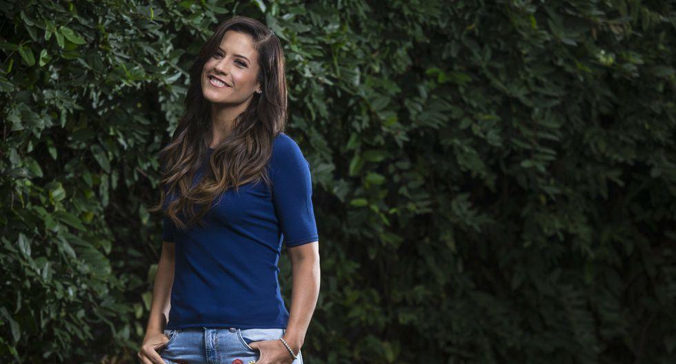 María Pía Copello reveló en una entrevista que se había aumentado los senos. (Composición: Trome.pe / Fotos: USI)