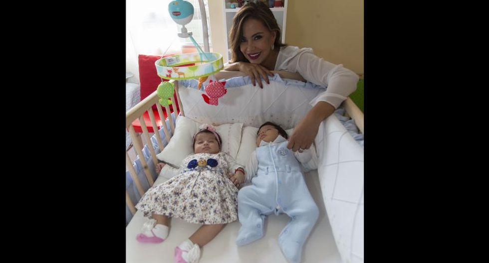 Karla Casós se prepara para el Día de la Madre.