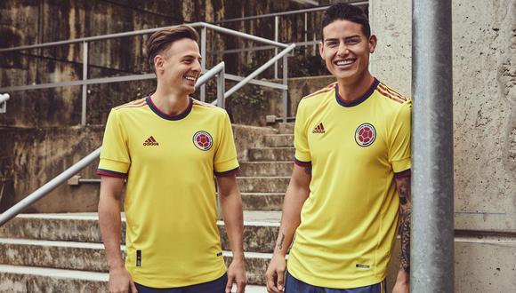 James Rodríguez y Santiago Arias son titulares en el equipo que ahora dirige Reinaldo Rueda.