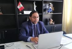 Apurímac: Gobernador Baltazar Lantarón da positivo a la prueba de descarte del COVID-19