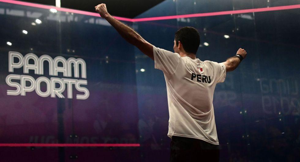 Diego Elías ganó medalla de oro: El infartante punto final del peruano que le valió la presea en Lima 2019