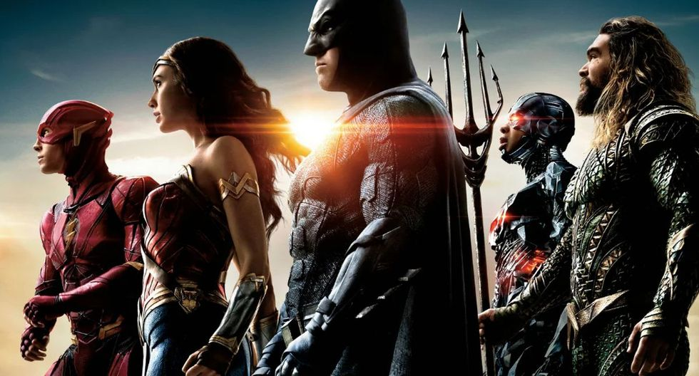 """La película """"Justice League"""" fue un fracaso para Warner Bros. en las taquillas. (Fuente: Warner Bros.)"""