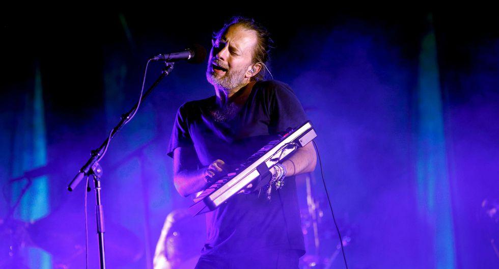 Radiohead en Lima