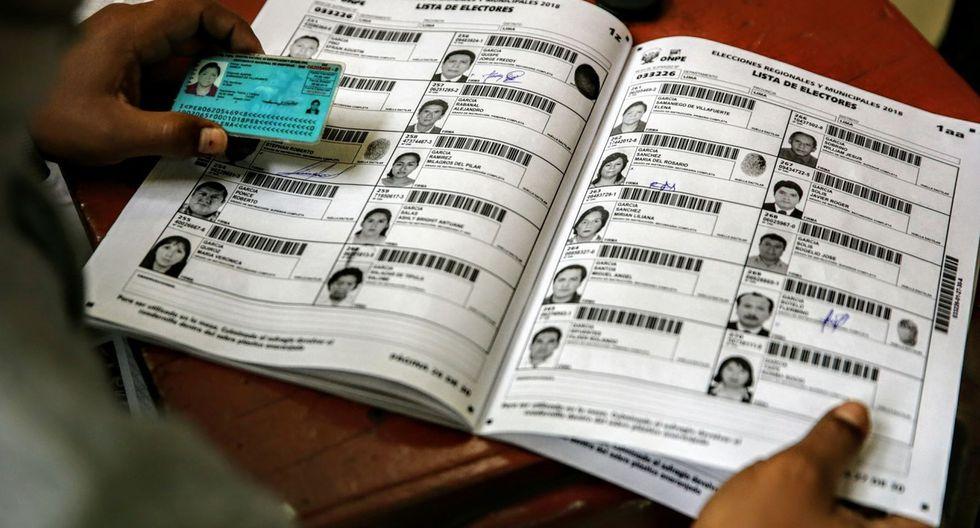 Conoce las multas por no votar y dónde pagarlas.