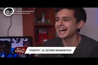 DVAB: Daniel Menacho 'Fideíto' confesó que trabajó como malabarista en la calle para pagar sus estudios