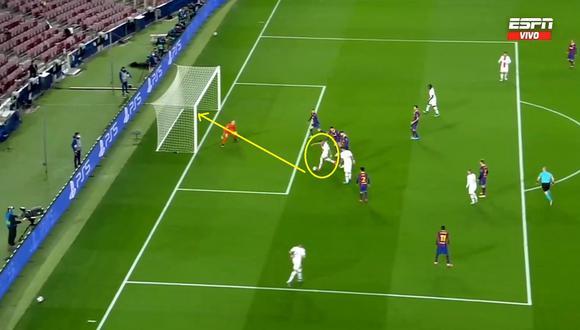 Kylian Mbappé pone el empate para PSG (Video ESPN)