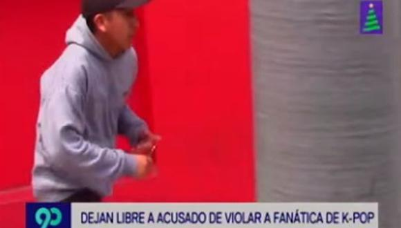 Liberan a acusado de violación por fan de BTS. (Latina)