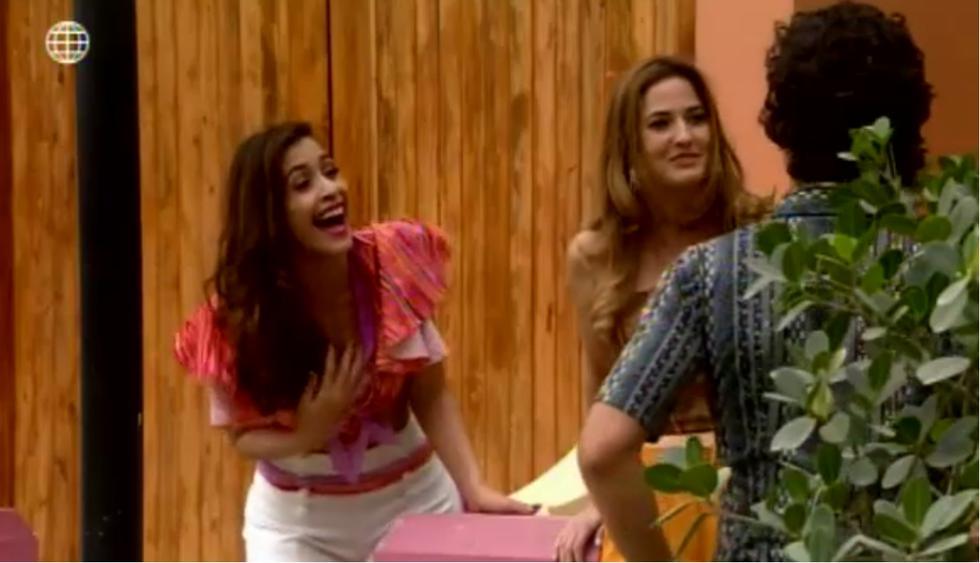 De vuelta al barrio: ¡Ninfa ve en Flor a una rival y despliega todo su arsenal seductor!