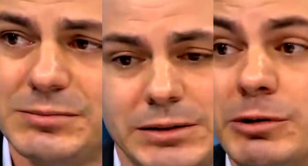 Mark Vito rompe en llanto y asegura que no sabe cómo contarle la verdad a sus hijas