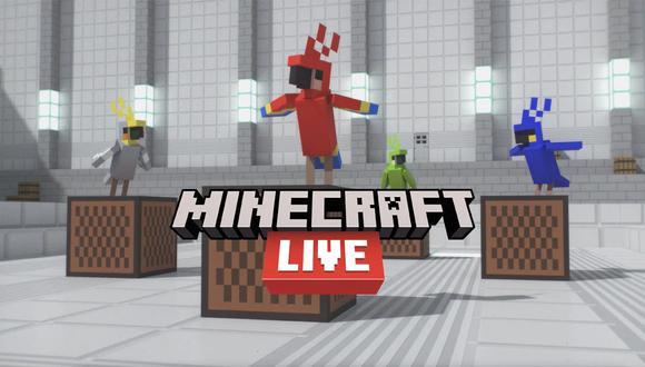 Minecraft Live 2021 traerá nuevos y emocionantes anuncios sobre el videojuego. | Foto: Mojang
