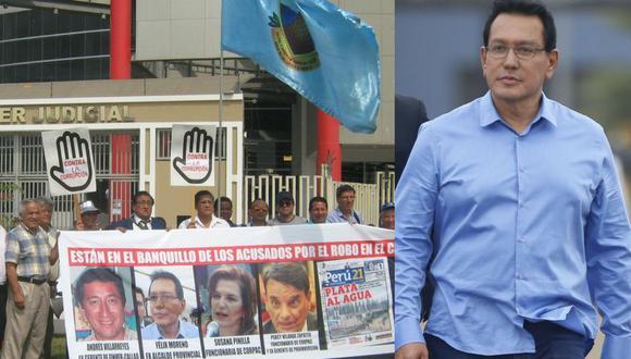 Callao: Piden a Félix Moreno en el banquillo para responder por caso Corpac y corrupción en el primer puerto