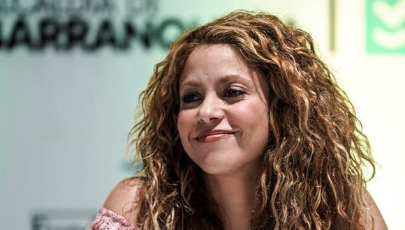Shakira sorprende a todos al revelar cuanto ha crecido su hijo menor Sasha. (Foto: AFP / LUIS CHARRIS)