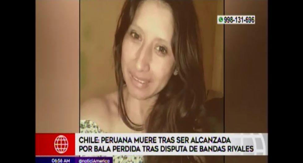 La familia de la víctima realiza los trámites correspondientes para repatriar el cuerpo. (Foto: Captura/América Noticias)