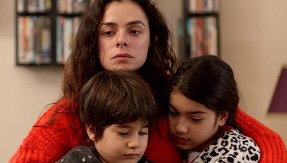 "Özge Özpirinçci interpreta a Bahar en la telenovela turca ""Mujer"" (Foto: Fox Turquía)"